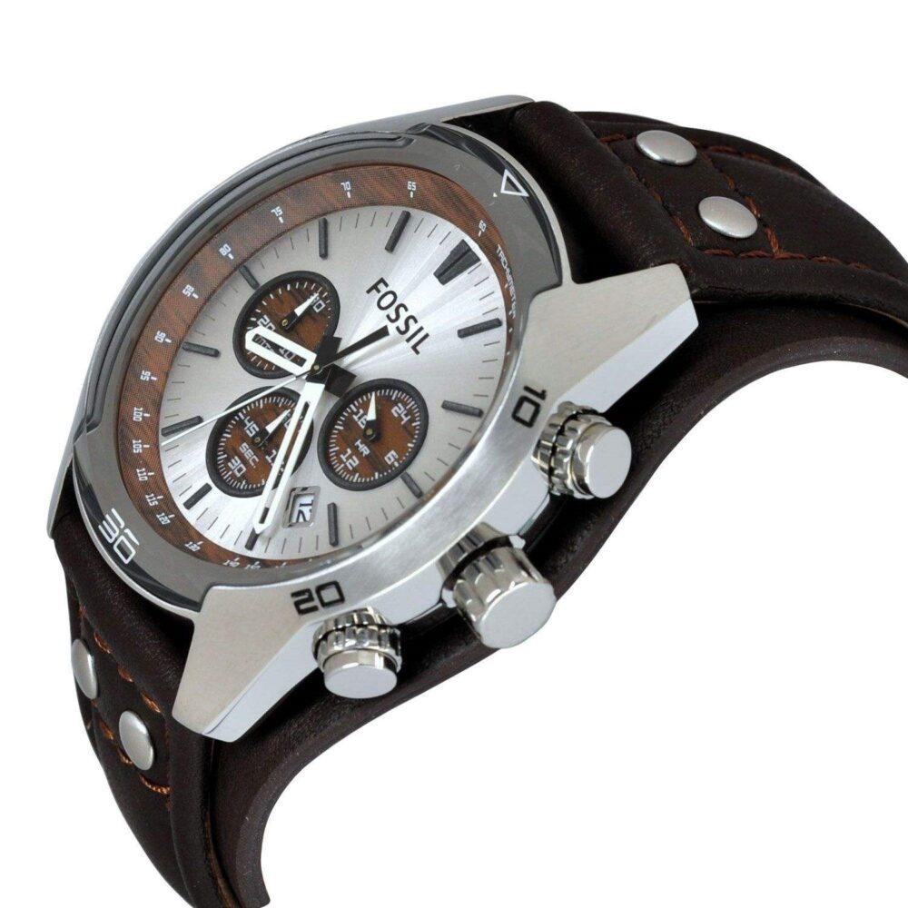 ساعت مچی مردانه فسیل مدل CH2565