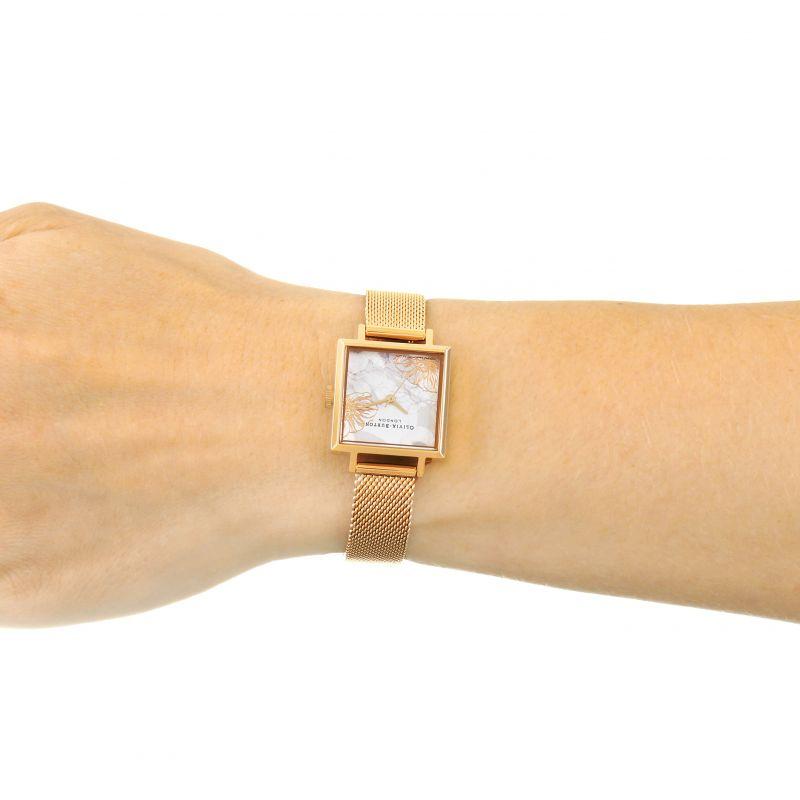 ساعت مچی عقربه ای زنانه اولیویا بورتن مدل OB16VM18