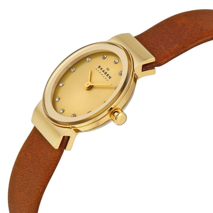 ساعت مچی عقربه ای زنانه اسکاگن مدل SKW2175