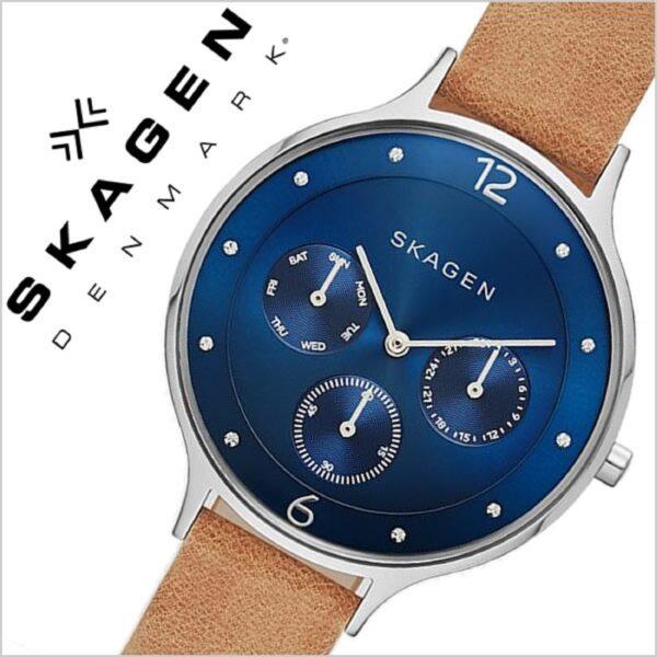 ساعت مچی عقربه ای زنانه اسکاگن مدل SKW2310