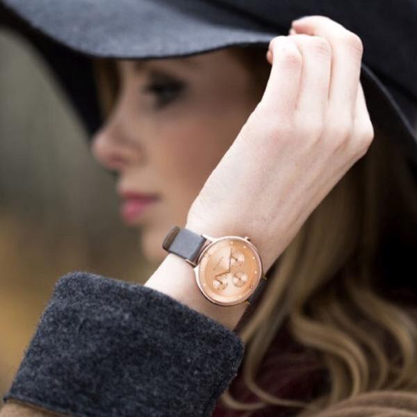 ساعت مچی عقربه ای زنانه اسکاگن مدل SKW2392