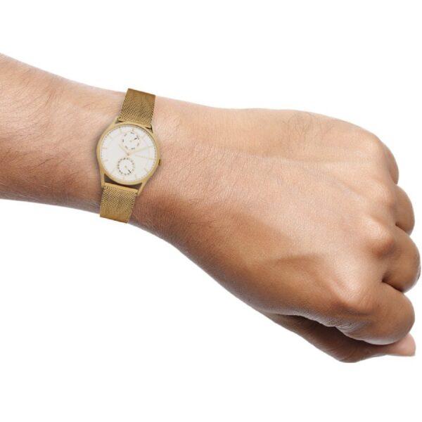 ساعت مچی عقربه ای مردانه اسکاگن مدل SKW6173