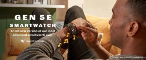ساعت هوشمند فسیل سری GEN 5E