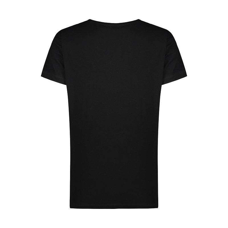 تی شرت زنانه مدل الگرا پین اس تی کد 38 رنگ مشکی