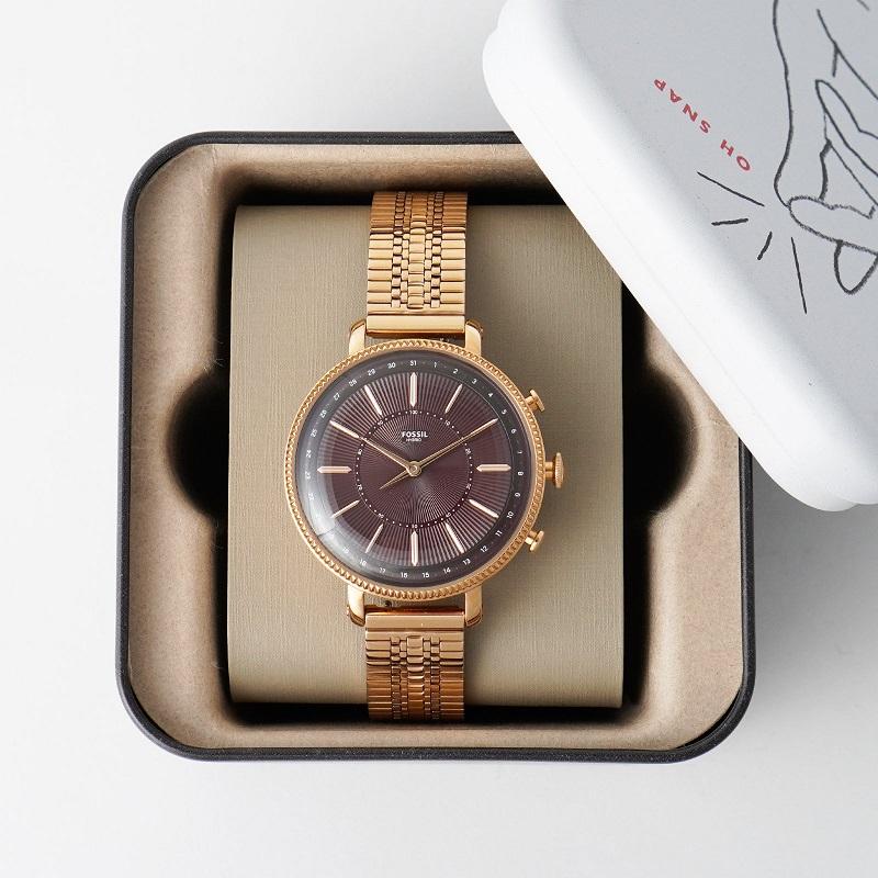 ساعت مچی هوشمند هیبریدی فسیل مدل FTW5063