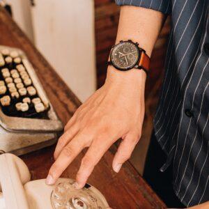 ساعت مچی مردانه فسیل مدل FS5501